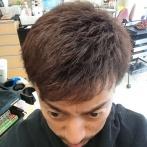 黒染め 渋谷青山美容室ヘアーゲスト