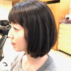 ボリュームダウントリートメント 渋谷青山美容室ヘアーゲスト