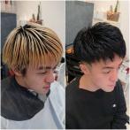 髪で印象は変わる